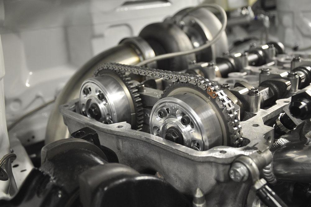 Magnus 4B11 Crate Motor
