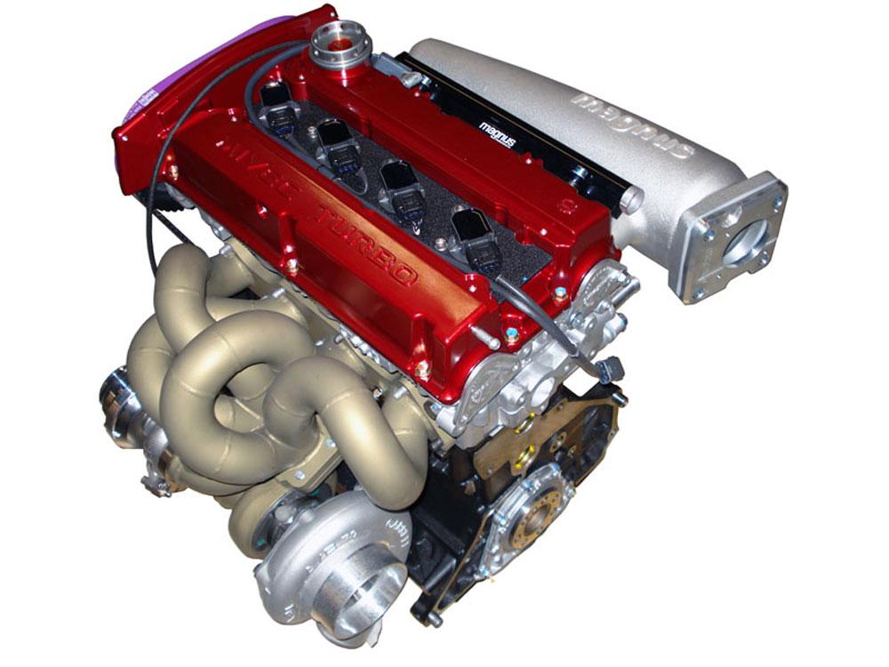 Magnus 4g63 Dsm Evo Crate Motor Magnus Motorsports