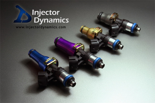 Injector Dynamics for Nissan GTR R35