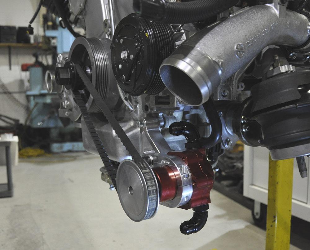 R35 Gtr Mechanical Fuel Pump Kit Magnus Motorsports Filter