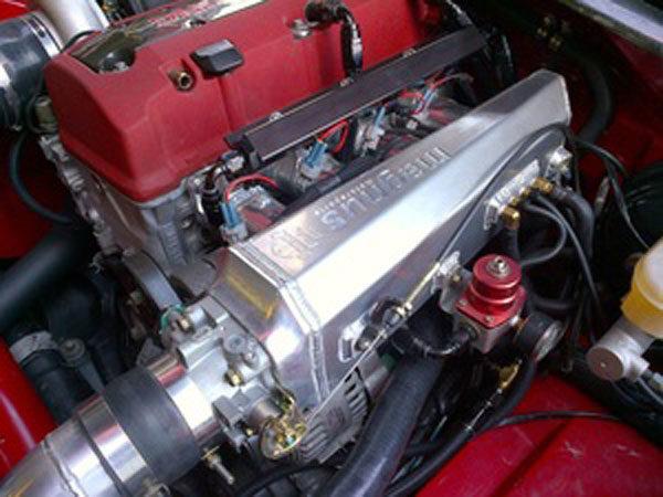 Magnus Honda S2000 Sheetmetal Intake Manifold
