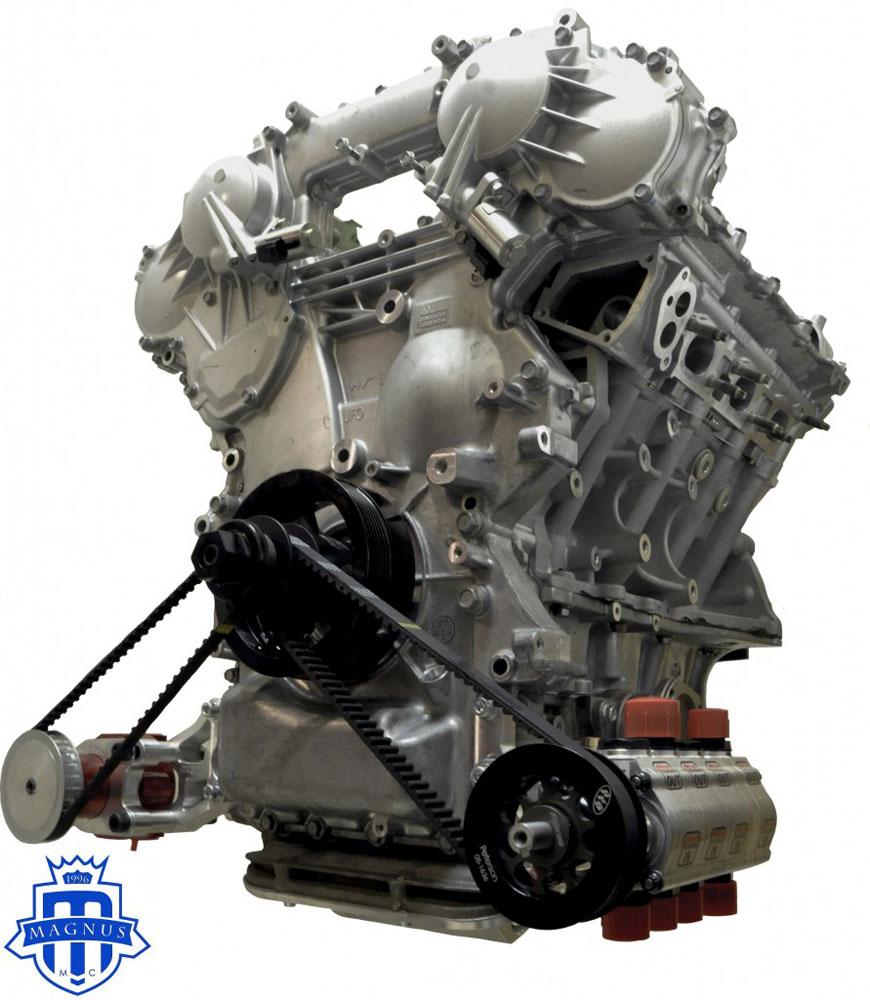 Magnus VR38DETT Crate Motor