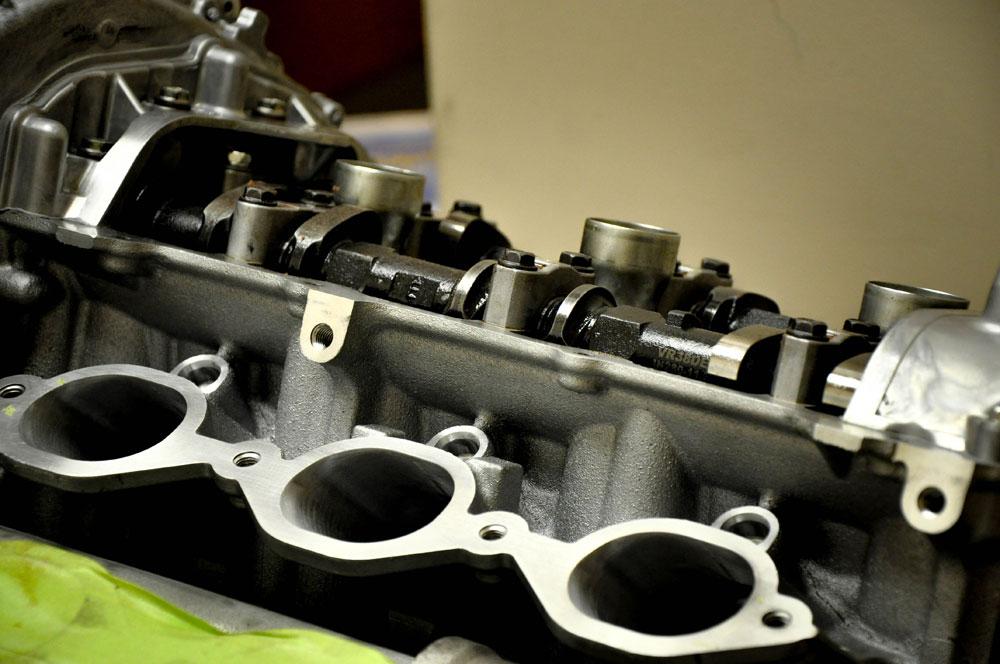 Magnus GTR VR38DETT Dry Sump Crate Motor