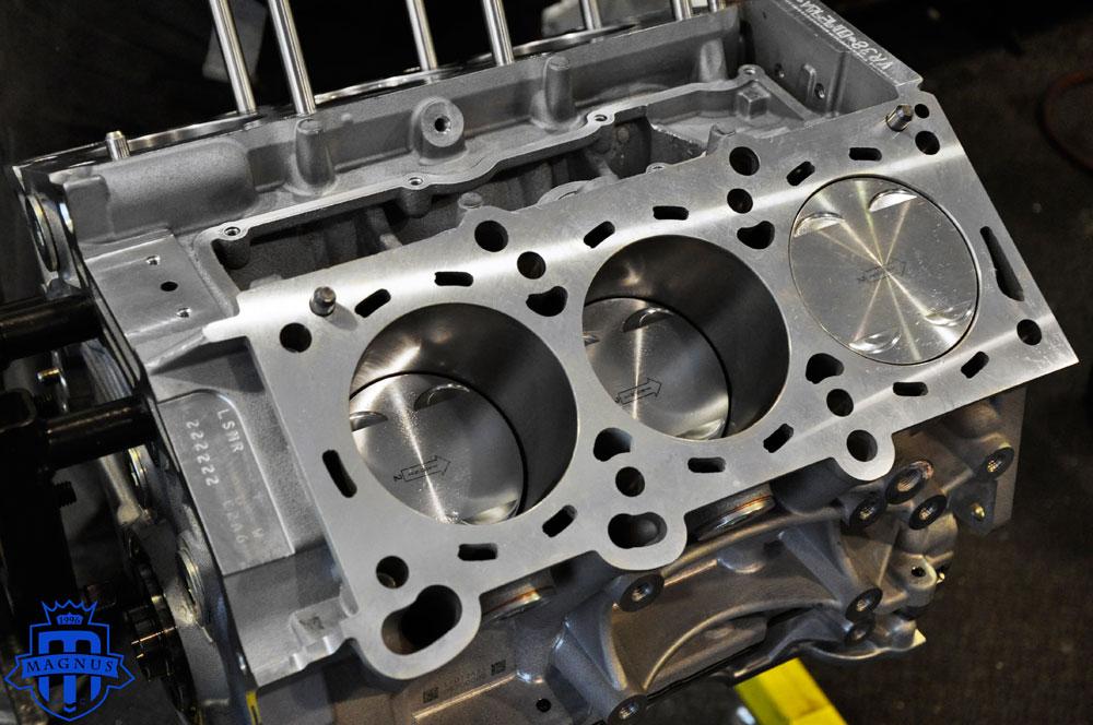 Magnus GTR VR38DETT Short Block