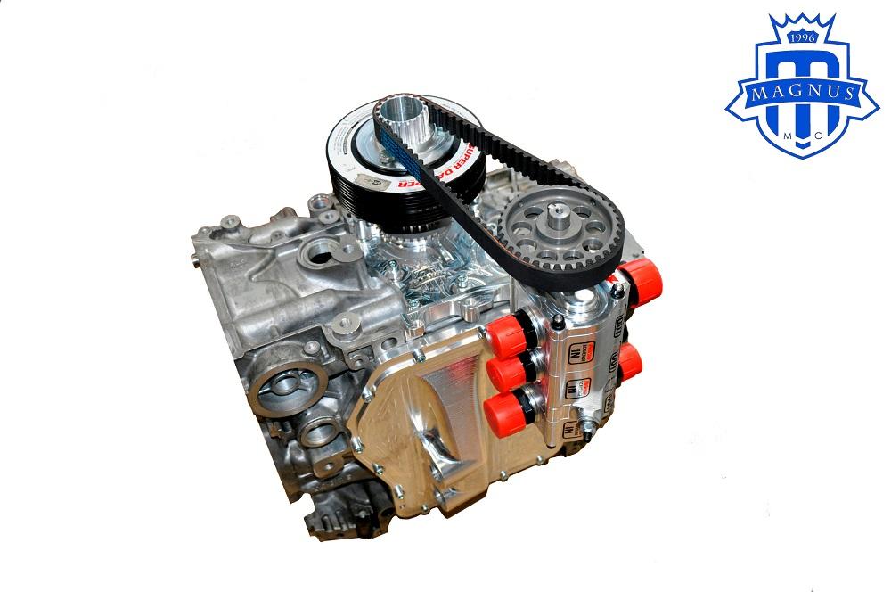 Magnus Subaru EJ25 Dry Sump Kit